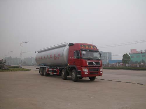 楚胜SGZ5310GFLDY3低密度粉粒物料运输车