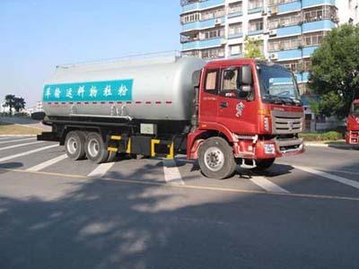 楚胜HQG5257GFLB3粉粒物料运输车