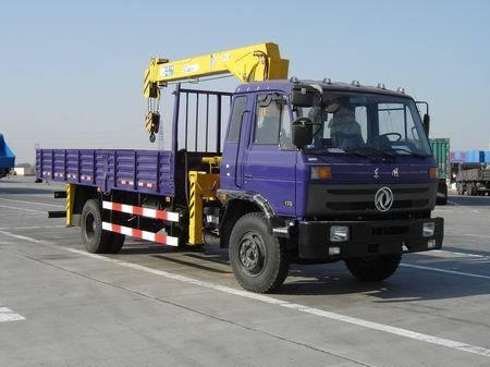 楚胜CLW5122JSQT3随车起重运输车