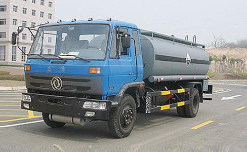 湖北合力东风145化工液体运输车-EQ1110GLJ高清图 - 外观