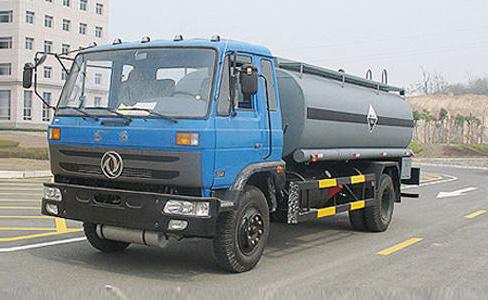 湖北合力东风145化工液体运输车-EQ1110GLJ