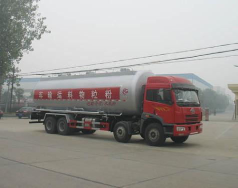 楚胜CSC5312GFLC粉粒物料运输车
