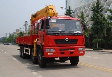 楚胜NXG5310JSQ3随车起重运输车