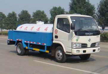 楚胜CLW5060GQX3高压清洗车