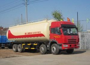 楚胜SLS5311GFLC粉粒物料运输车