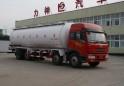 厦工楚胜SLS5310GFLCT粉粒物料运输车高清图 - 外观
