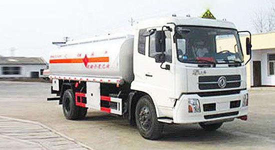 湖北合力东风天锦化工液体运输车-DFL1120B10高清图 - 外观