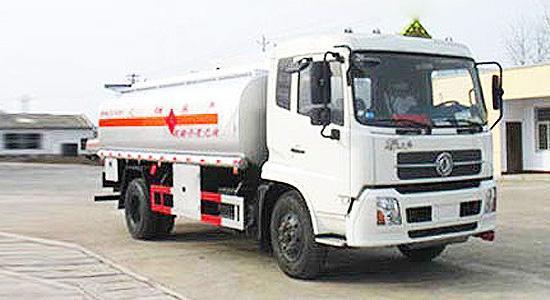 湖北合力东风天锦化工液体运输车-DFL1120B10