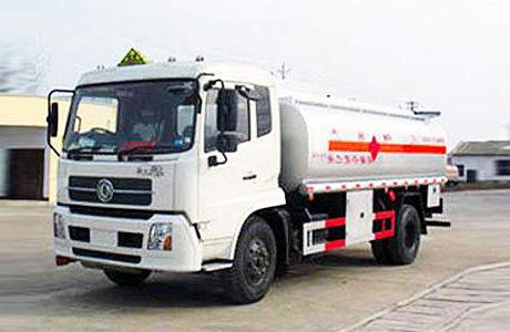 湖北合力东风天锦化工液体运输车-DFL1160BX