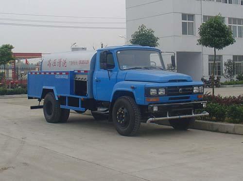 楚勝CLQ5100GQX3高壓清洗車