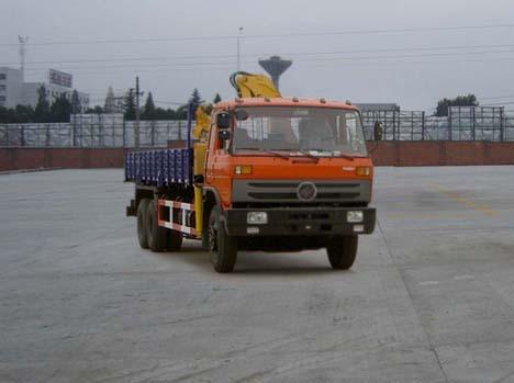 厦工楚胜DFD5250JSQ1随车起重运输车