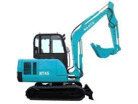 南特DT45挖掘机
