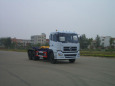 厦工楚胜SLA5250ZXXDFL6车厢可卸式垃圾车高清图 - 外观