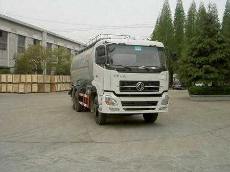 楚胜DFZ5200GFLAX8粉粒物料运输车