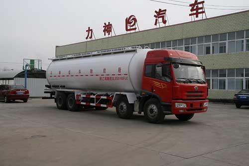 楚胜SLS5316GFLC粉粒物料运输车