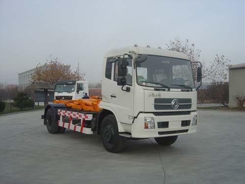 厦工楚胜JDF5160ZXXDFL车厢可卸式垃圾车