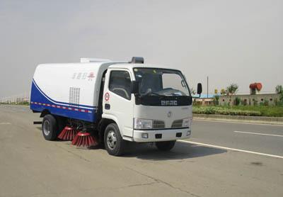楚胜CSC5060TSL东风福瑞卡扫路车
