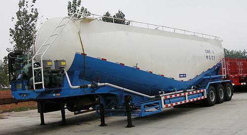 湖北合力粉粒物料运输半挂车39800kg