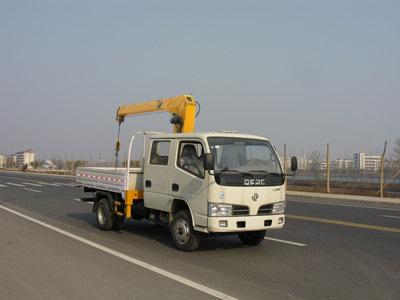 楚胜CLW5050JSQ3随车起重运输车