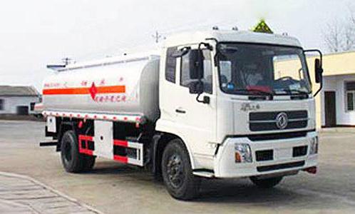 湖北合力东风天锦化工液体运输车-DFL1140B2