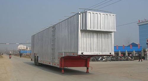 湖北合力车辆运输半挂车17495kg