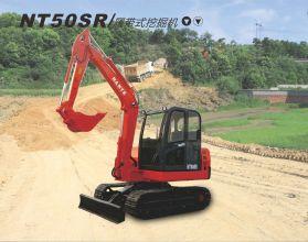 南特NT50SR挖掘机高清图 - 外观