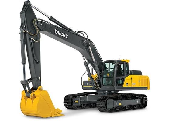 約翰迪爾E330 LC挖掘機