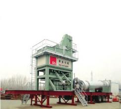 德基机械DGM系列-拖挂式沥青混合料搅拌设备高清图 - 外观