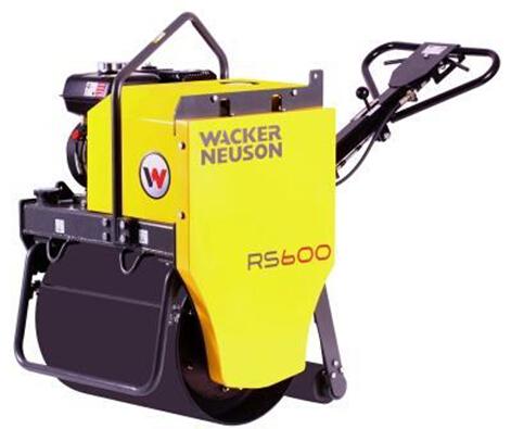 天骏机械RS600A手扶式压路机高清图 - 外观