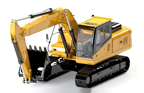 恒岳重工HY235-8挖掘机