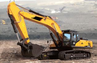 恒岳重工HY365-8挖掘机