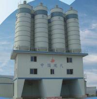 中国现代2-HZS240B标准型环保节能混凝土搅拌站