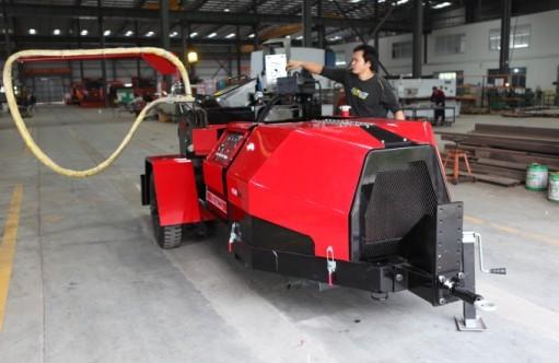 易山重工CLYG-TS500II馬路道路路面灌縫機
