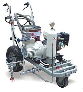 天骏机械TT-SCP45手推常温标线机