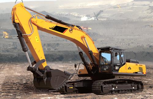 恒岳重工挖掘机