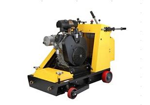 天骏机械300型电动铣刨机高清图 - 外观