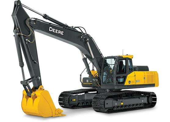 約翰迪爾E360 LC挖掘機