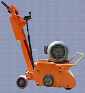 天骏机械255型电动铣刨机高清图 - 外观