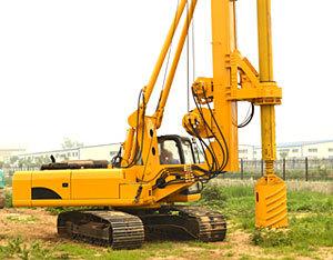 富岛机械FD128A旋挖钻机