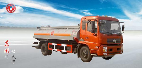 东风东风天锦DFL1120加油车高清图 - 外观
