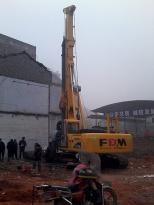 富岛机械FD830旋挖钻机