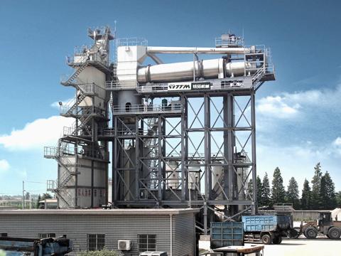 铁拓机械RLBZ2000再生机械(配套4000型)高清图 - 外观