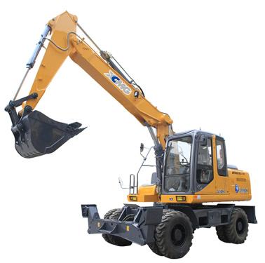 徐工XE150W轮式挖掘机