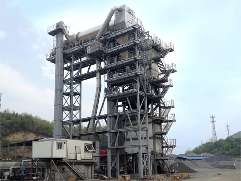 铁拓机械RLBZ2000型沥青再生设备(配套4000型)高清图 - 外观