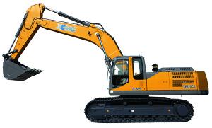 徐工XE370CA中大型挖掘机