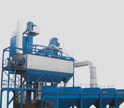 無錫華通J-1000型瀝青攪拌站