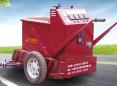 路大XQ-95Ⅰ型自控式路面(嵌)灌缝机高清图 - 外观