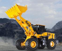 山装SZM956L装载机高清图 - 外观