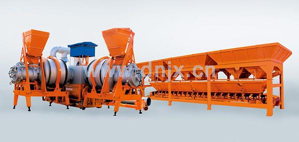 东南机械YLB移动沥青混合料搅拌设备系列