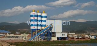 东南机械HZS工程系列搅拌站设备